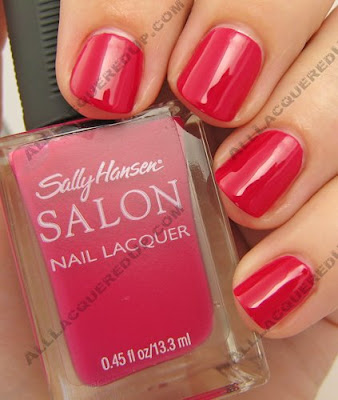 sally hansen tracy reese fall 2008 torrid bloom Tracy Reese for Sally Hansen Fall 2008