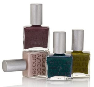 rescue beauty lounge, rbl, rescue beauty, ji baek, nail polish, nail lacquer, fall 2008, nail colour, nail color