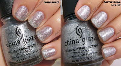 china glaze tinsel sleigh ride holiday 2008 China Glaze Sleigh Ride for Holiday 2008