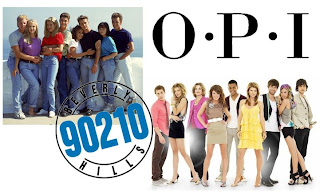 beverly hills 90210 cw opi nail polish Update on the OPI 90210 Collection