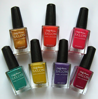 nail polish, nail lacquer, nail color, nail trends, spring 09, tracy reese, sally hansen salon, nail laquer