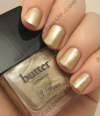 butter london full monty nail polish lacquer butter LONDON Holiday and Friends & Family Discount