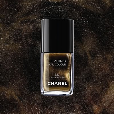 chanel moscow nail colour collection
