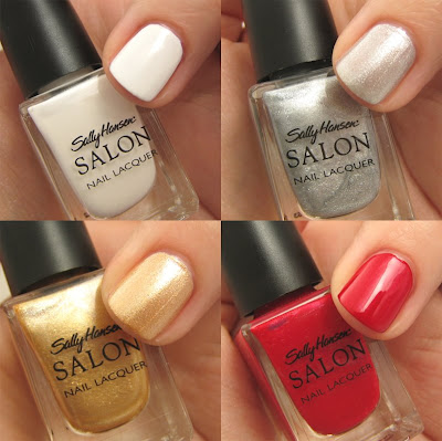 sally hansen holiday 2008 salon holiday collection Sally Hansen Gift Sets for the Holidays