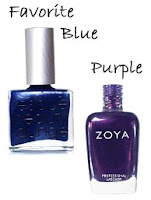 fanatic favorites my blue purple Fanatic Favorites 2008   My Picks