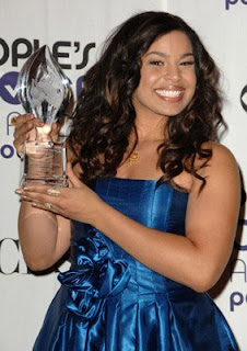 jordin sparks peoples choice awards Celebrity Nail Watch 1 9 09