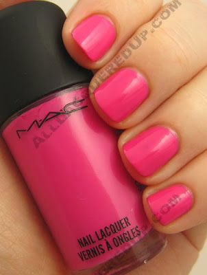 mac hello kitty something about pink wm MAC Hello Kitty Nail Lacquers