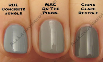 mac hello kitty on the prowl comp wm MAC Hello Kitty Nail Lacquers