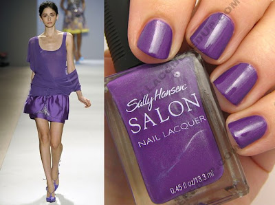 tracy reese for sally hansen night hydrangea wm style Tracy Reese for Sally Hansen Spring 2009