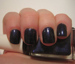 sara shu uemura tanzanite aquariam Whats On Your Nails? with Sara from Bit By The Beauty Bug