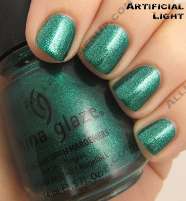 china glaze watermelon rind summer days 2009 China Glaze Summer Days