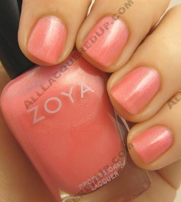 zoya cassi, zoya, twist, spring 2009, nail color, nail colour, nail polish, nail lacquer