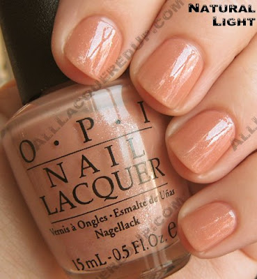 OPI, nail polish, nail lacquer, nail color, nail colour, skinny dip'n in lake michg'n, nude, flesh tone