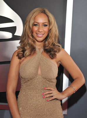 51st Annual Grammy Awards, nail polish, nail trends, Leona Lewis