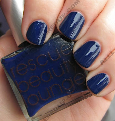 rescue beauty lounge, dead calm, squarepants, nail polish, nail lacquer, nail color, colour