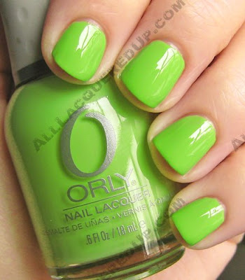 orly green apple The ALU Archives   Orly Green Apple