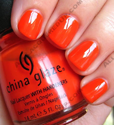 china glaze style wars kicks summer 2009 China Glaze Kicks Collection   Part 2