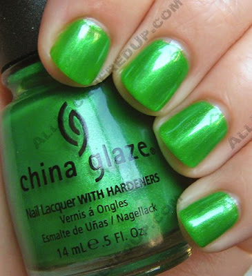 china glaze paper chasing kicks summer 2009 China Glaze Kicks Collection   Part 1