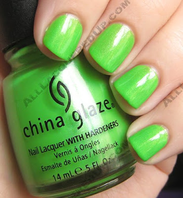 china glaze entourage kicks summer 2009 China Glaze Kicks Collection   Part 1