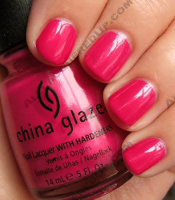 china glaze its poppin kicks summer 2009 China Glaze Kicks Collection   Part 1