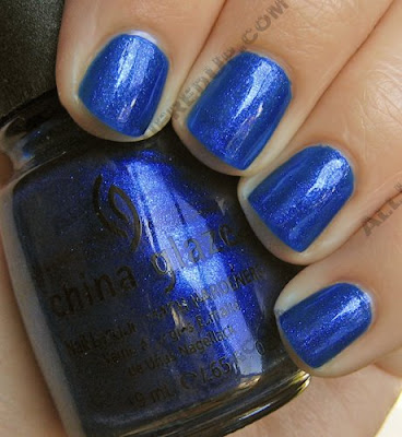 china glaze drinkin my blues away 1 The ALU Archives   China Glaze Drinkin My Blues Away