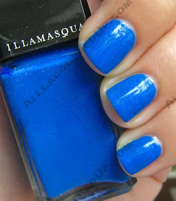 illamasqua fern nail varnish 1 More Illamasqua Fun with Fern, Milf and Rampage
