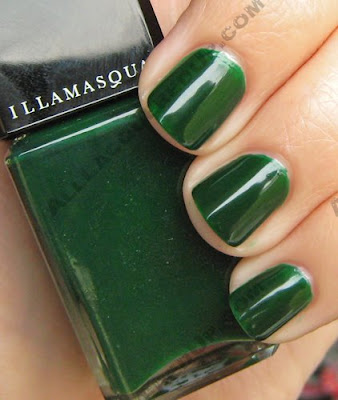 illamasqua rampage nail varnish More Illamasqua Fun with Fern, Milf and Rampage