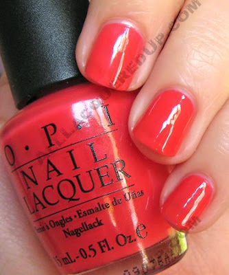 opi im his coral friend wm OPI SUNBelievable Collection