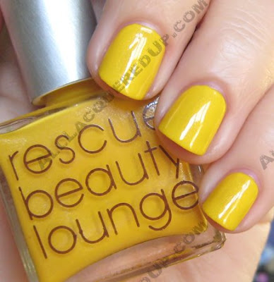 rescue beauty lounge yellow fever Rescue Beauty Lounge   Light & Bright