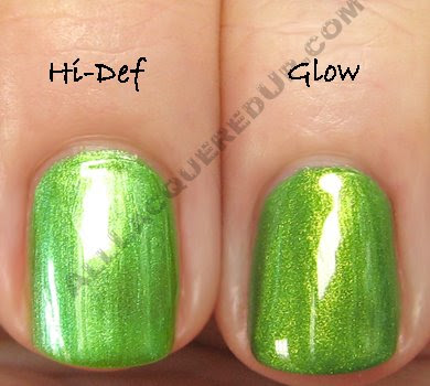 sally hansen hi def glow Swatch Request Sunday   Orange You Glad You Asked?