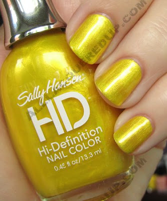 sally hansen hd hi definition lite Sally Hansen HD Hi Definition Nail Color   Part 2