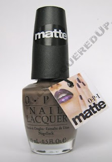 opi you dont know jacques matte wm OPI You Dont Know Jacques Matte & Glossy Nail Art