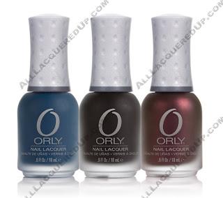 orly, nail polish, orly matte couture, matte nail polish