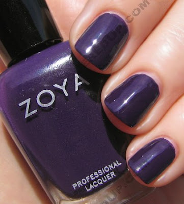 zoya pinta truth dare fall 2009 nail polish sun wm Zoya Dare Collection Review and Swatches