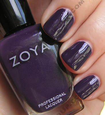 zoya pinta truth dare fall 2009 nail polish Zoya Dare Collection Review and Swatches