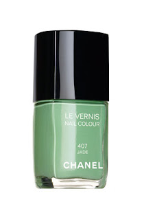 chanel nail polish jade green The Chanel Green Is Coming!!!