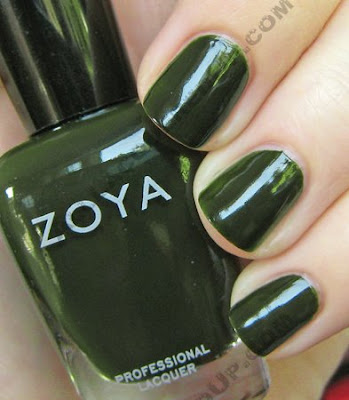 zoya envy truth dare fall 2009 nail polish Zoya Dare Collection Review and Swatches