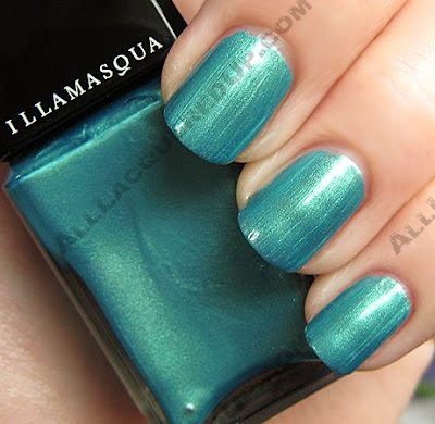 illamasqua strike nail varnish polish Illamasqua Hectic and Strike Nail Varnish