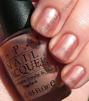 opi cozu melted in the sun nail polish The ALU Archives   OPI Cozu Melted In The Sun