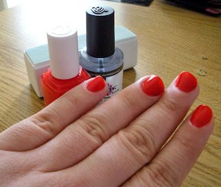 essie geranium product girl Whats On Your Nails? with Carla from Product Girl