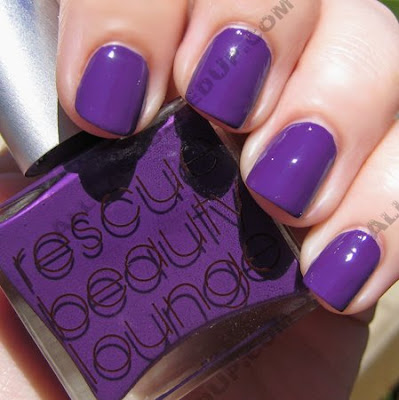 Introducing Rescue Beauty Lounge Mismas | All Lacquered Up : All ...