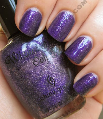 china glaze wizard of ooh ahz c c courage The ALU Archives   China Glaze C C Courage