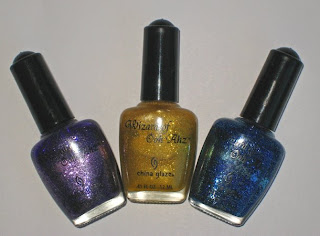 china glaze wizard of ooh ahz dorothy who good witch The ALU Archives   China Glaze C C Courage
