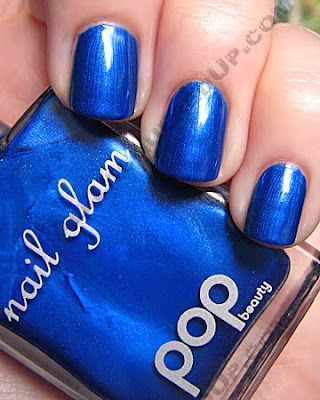 pop beauty nail glam ocean nail polish The ALU Archives   Pop Beauty Ocean and Mandarin