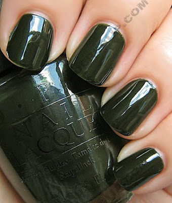 opi here today aragon tomorrow espana spain fall 2009 OPI Spain (aka Coleccion de Espaa)   Primera Parte