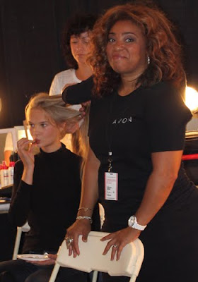 tippi shorter nyfw avon NYFW Nail Watch   Nail Art, Glitters and CalGel, Oh My!