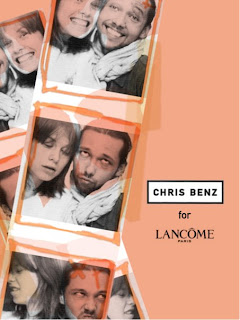 chris benz lancome pout a porter lipstick Lancome & Chris Benz Unveil Their Pout A Porter Lipstick