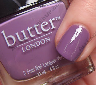 butter london scoundrel nail polish fall winter 09 butter LONDON Fall Winter 09 Swatches & Review