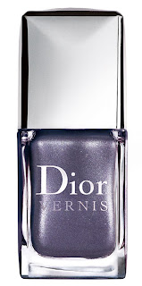 dior Cristal Boreale holiday 2009 silver purple Dior Silver Purple Le Vernis for Holiday 2009 Swatches &amp; Review