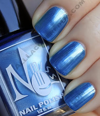 no miss biscayne blue nail polish Lets Whip It, Whip It Good!